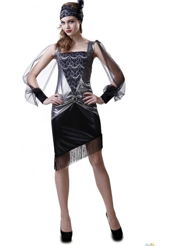 robe charleston ann es 30 boutchic. Black Bedroom Furniture Sets. Home Design Ideas