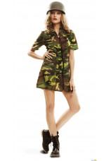 Soldat femme
