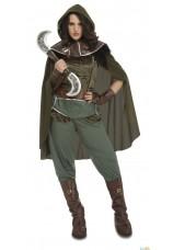 Déguisement archère femme