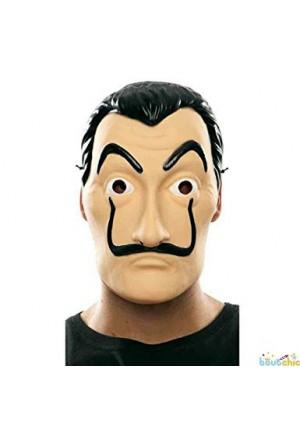 Masque en latex Casa de papel - dali