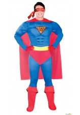 Super hero homme