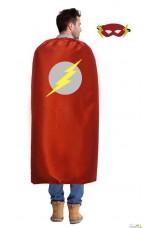 Super hero cape et masque super man