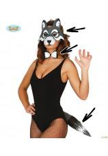 set loup avec masque