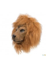 Masque intégral de lion