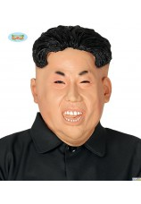Masque latex kim jong un