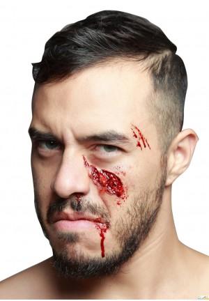 cicatrice en latex a coller