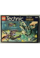 Lego 8269  Cyber Stinger / Uppercut and ball