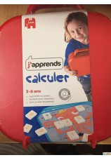 Valisette Jumbo j'apprends à calculer