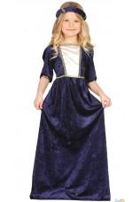 princesse medievale fille