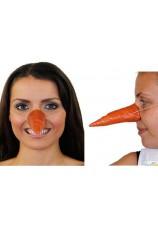 Nez carotte