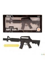 Mini fusil metal M4 + balles souples