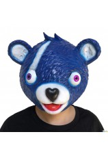 Masque Fortnite ours bleu