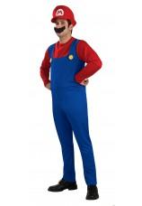 Mario costume complet de plombier