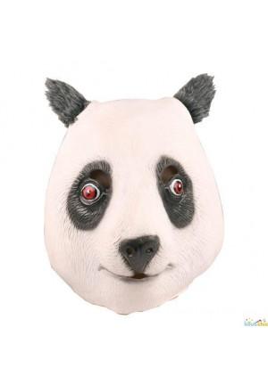 masque de panda integral en latex