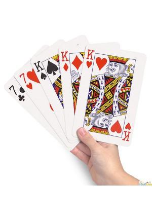 Maxi jeu de cartes