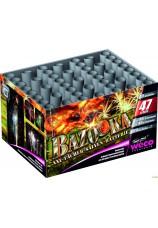 Bazooka batterie 49 coups