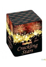 Crackling stars batterie 16 coups