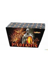Pyrotastic batterie 70 coups