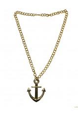 collier ancre de marine