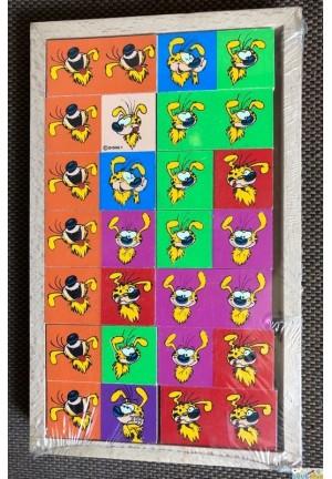 domino marsupilami vilac