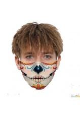 masque de bouche joker