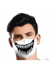 masque de bouche requin
