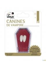 Canines de vampire avec pâte - Q+