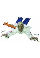 zombie rempant 1m80 lumineux et sonore