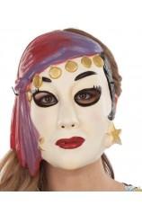 masque gypsy,voyante