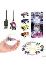 mini voiture lumineuse rechargeable usb