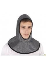 Cagoule médiévale en tissu