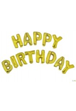 Ballons happy birthday or