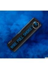Fumigène smoke grenade à goupille bleu 90 sec