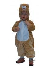 costume d'ours bébé 80-92cm