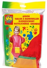 Tablier à barbouiller 3-7 ans