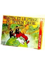 Tintin et le totem d'hor