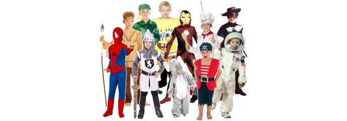 costumes garçons