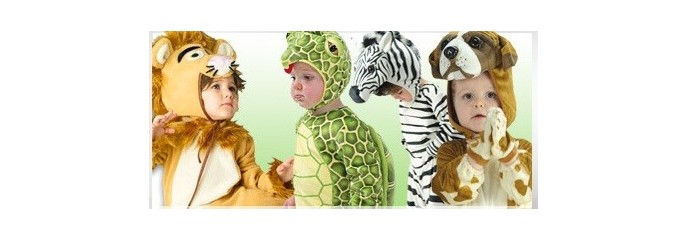 costumes animaux